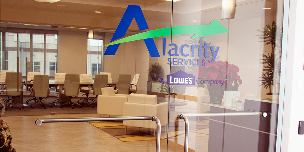 Alacrity Services, A Division of Lowes * Ranger Construction