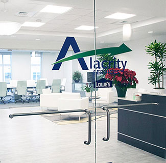 Alacrity Services, A Division of Lowes