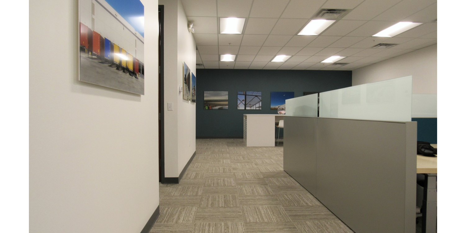 Renovated 4,000 Square Feet Of Existing Office Space For Prologisu0027s Charlotte  Office.